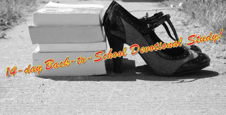 back-to-school devo poster