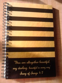 Custom notebook