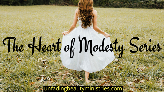 The Heart of Modesty page