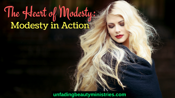 Modesty in Action