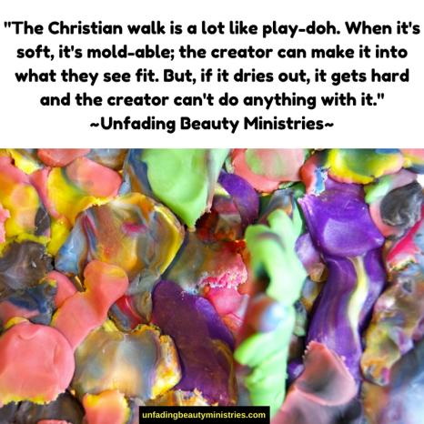 The Christian walk