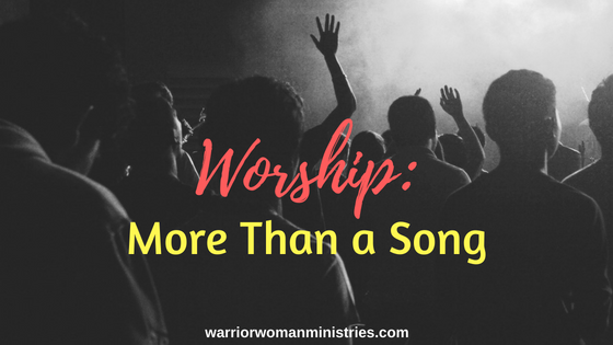 Worship_ More Than a Song