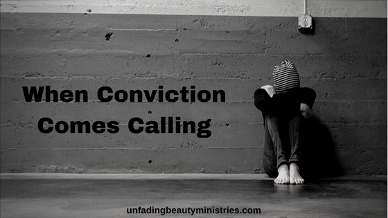 When Conviction Comes Calling