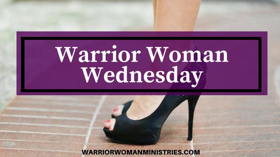 warrior woman wednesday